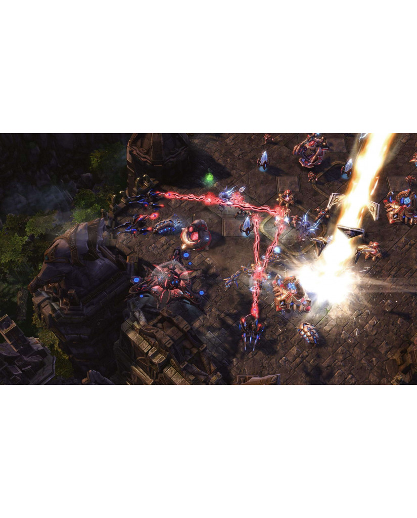 STARCRAFT II LEGACY OF THE VOID COLLECTOR'S EDITION - PC GAME