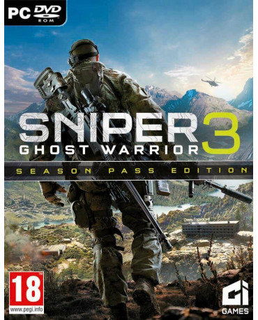 SNIPER GHOST WARRIOR 3 SEASON PASS EDITION - PC GAME