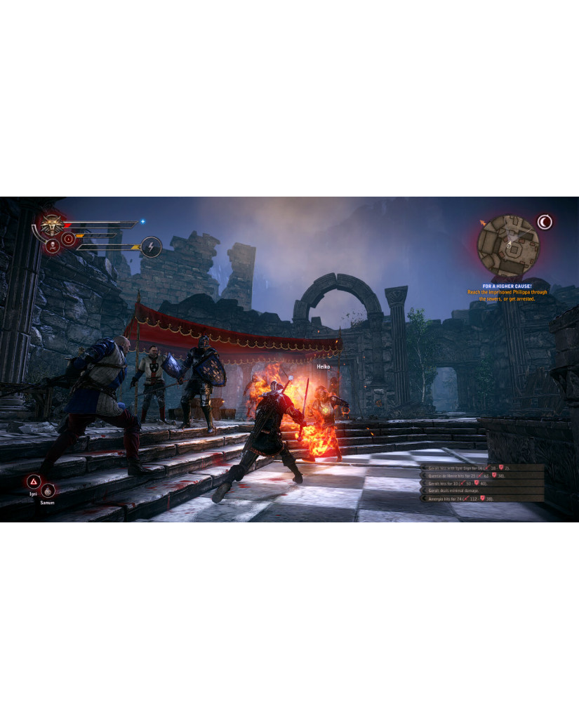 THE WITCHER 2: ASSASSINS OF KINGS ENHANCED EDITION – PC GAME
