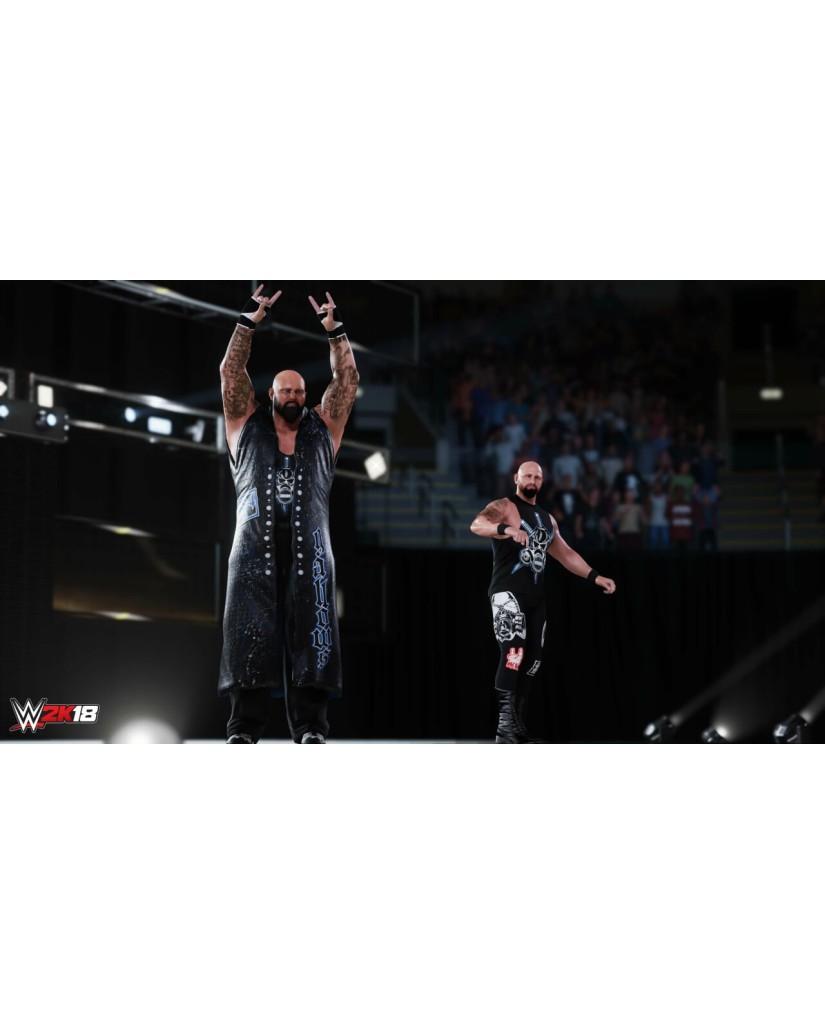 WWE 2K18 ΠΕΡΙΛΑΜΒΑΝΕΙ DAY ONE DLC - PC GAME