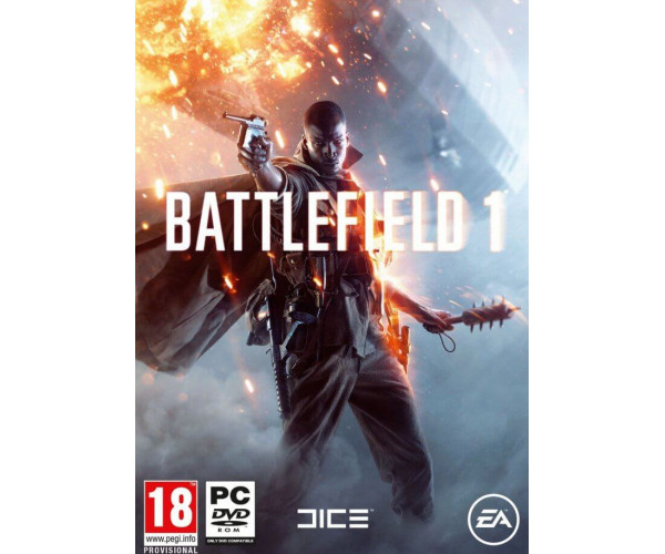 BATTLEFIELD 1 - PC GAME