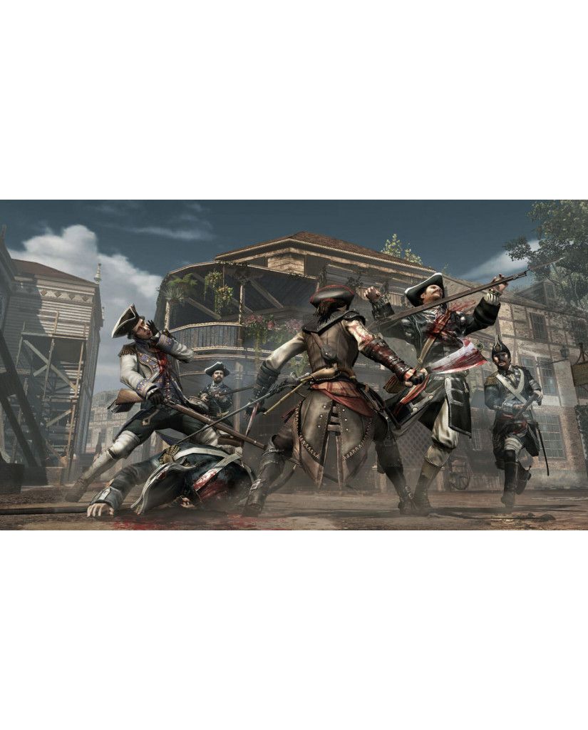 ASSASSIN'S CREED III LIBERATION – PS VITA GAME