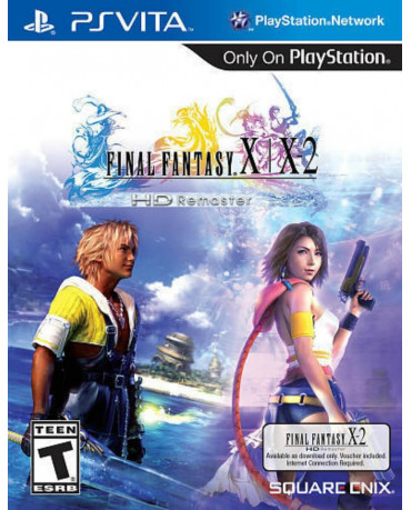 FINAL FANTASY X / X2 HD REMASTER - PS VITA GAME