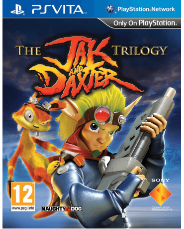 JAK AND DAXTER TRILOGY - PS VITA GAME