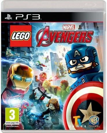 LEGO MARVEL AVENGERS - PS3 GAME