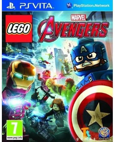 LEGO MARVEL AVENGERS - PS VITA GAME