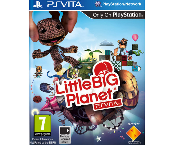 LITTLE BIG PLANET - PS VITA GAME