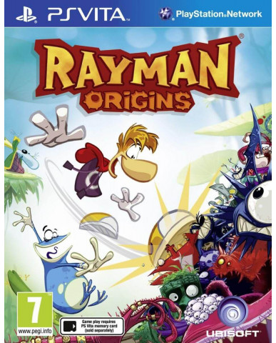 RAYMAN ORIGINS – PS VITA GAME