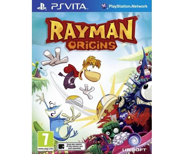 RAYMAN ORIGINS – PS VITA GAME