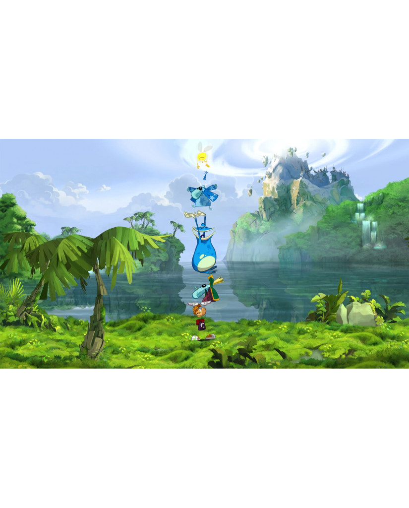 RAYMAN ORIGINS ESSENTIALS – PS3 GAME