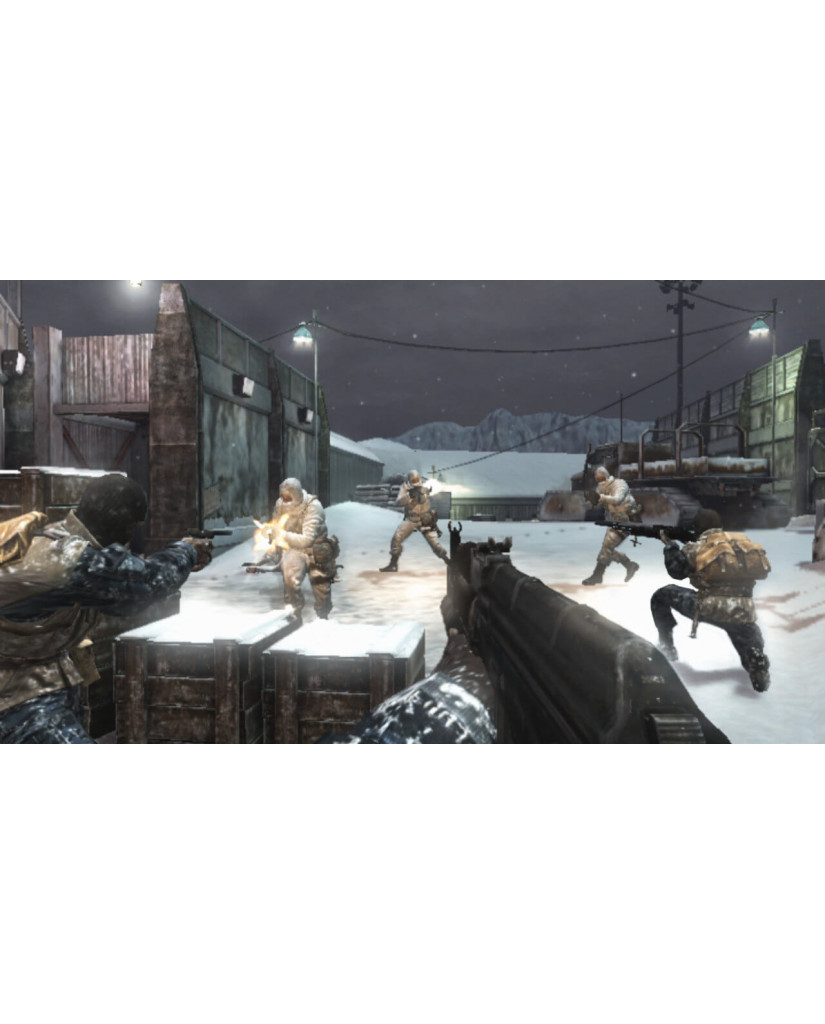 CALL OF DUTY BLACK OPS DECLASSIFIED - PS VITA GAME