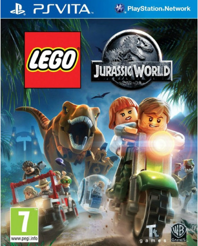 LEGO JURASSIC WORLD - PS VITA GAME