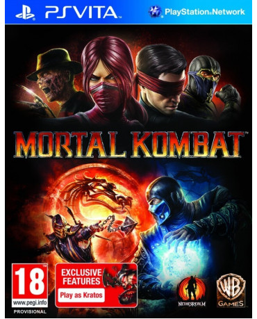 MORTAL KOMBAT - PS VITA GAME