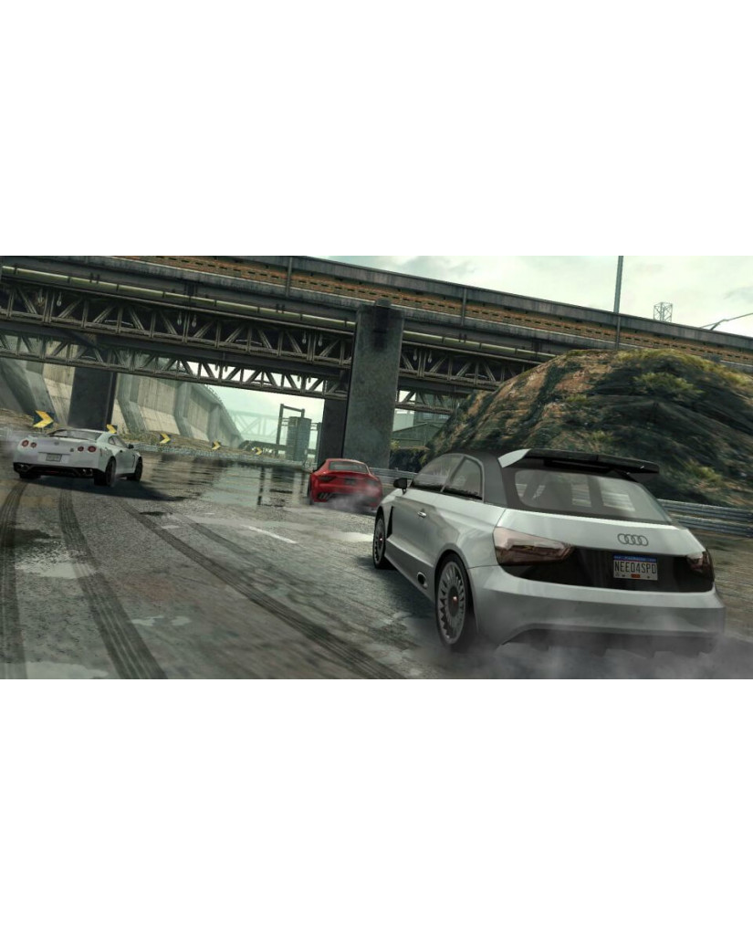 NEED FOR SPEED MOST WANTED - PS VITA GAME
