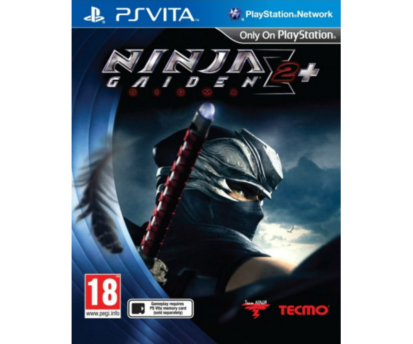 NINJA GAIDEN SIGMA 2 PLUS - PS VITA GAME