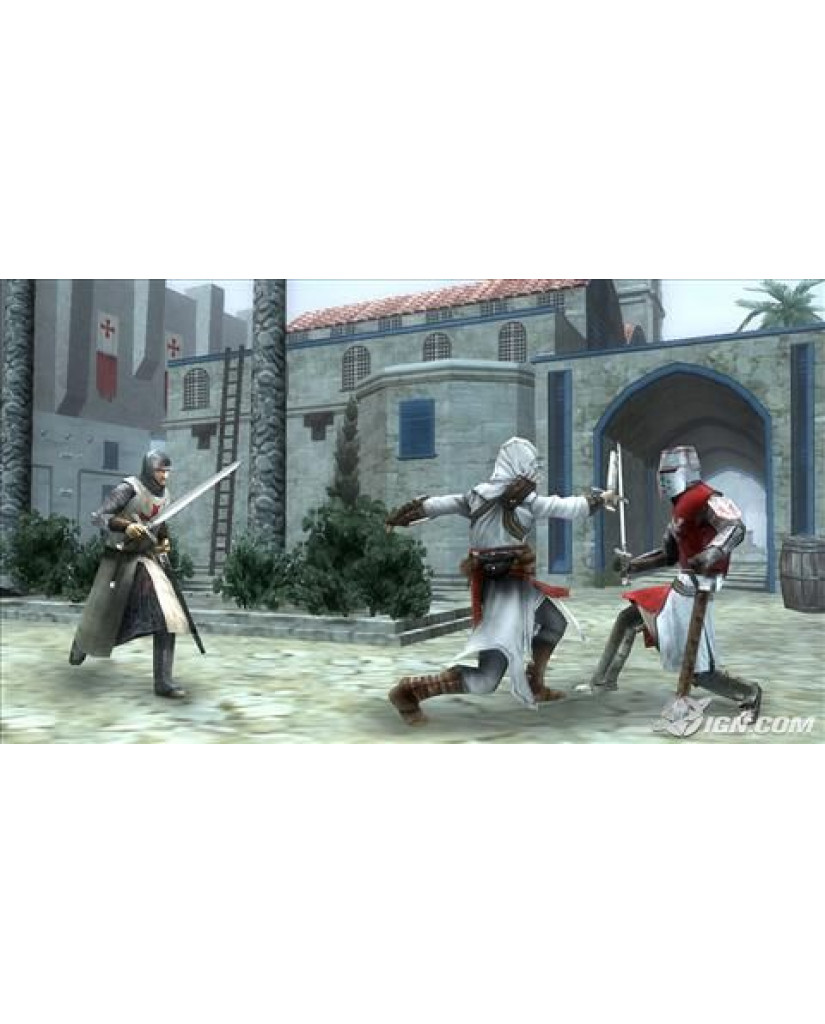 ASSASSIN'S CREED BLOODLINES ESSENTIALS - PSP GAME