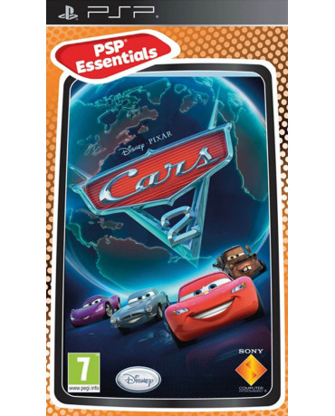 CARS 2 ESSENTIALS - PSP GAME