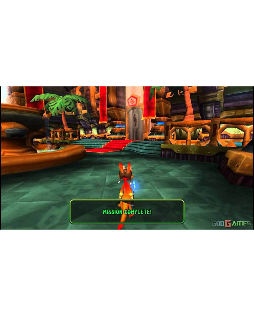 DAXTER ESSENTIALS - PSP GAME