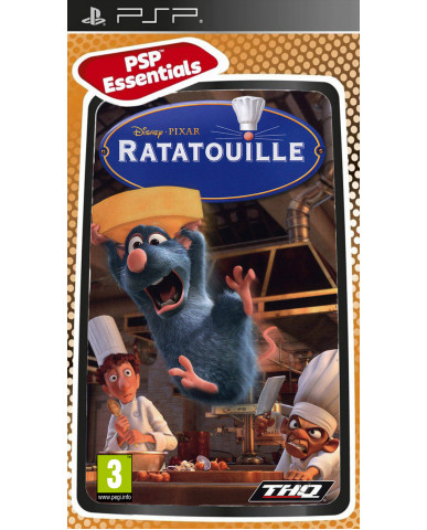 RATATOUILLE ESSENTIALS - PSP GAME