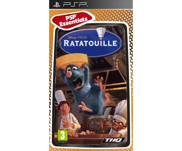 RATATOUILLE ESSENTIALS - PSP GAME