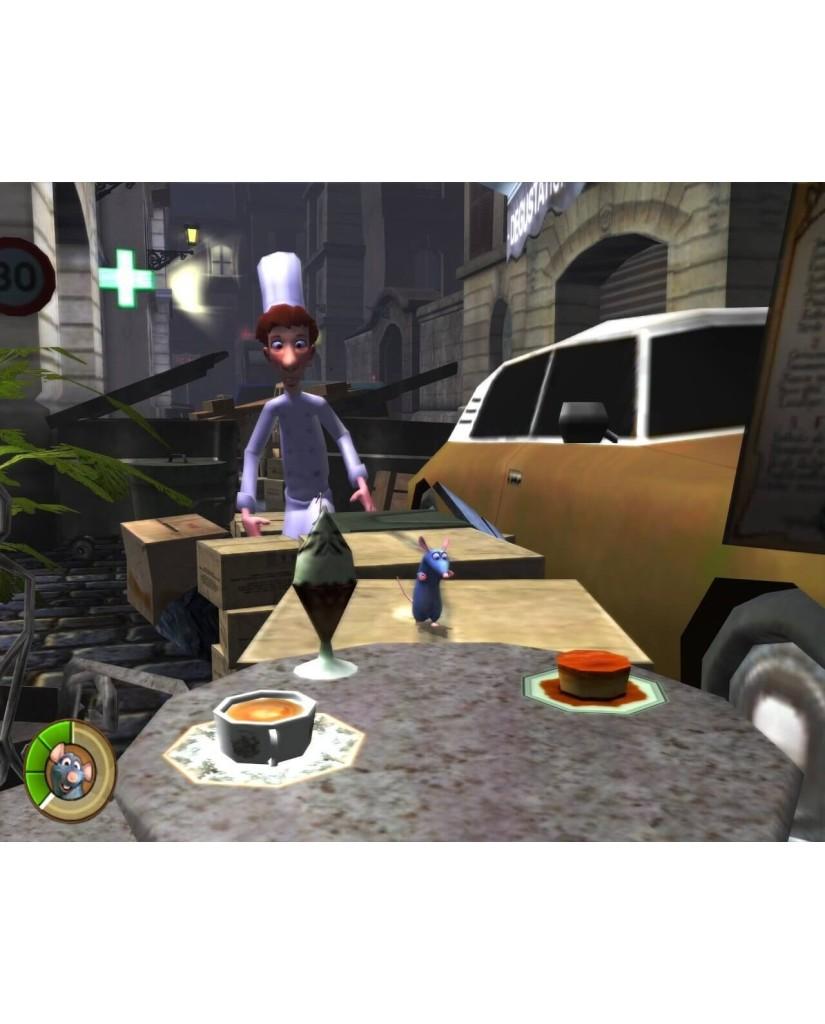 DISNEY RATATOUILLE DISC ONLY - PSP GAME
