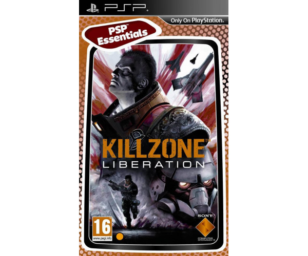 KILLZONE LIBERATION ESSENTIALS ΜΕΤΑΧ. – PSP GAME