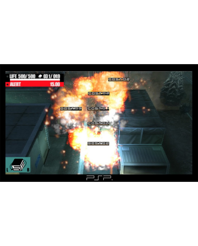 METAL GEAR ACID ESSENTIALS ΜΕΤΑΧ. – PSP GAME