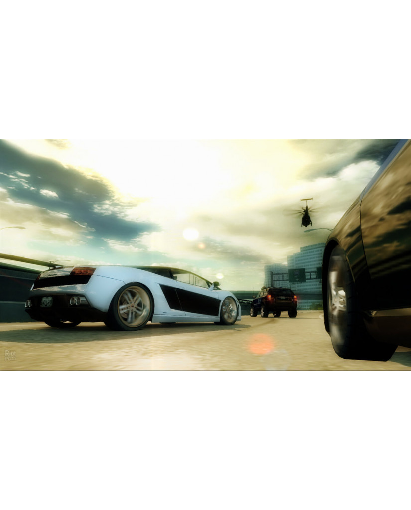 NEED FOR SPEED UNDERCOVER ESSENTIALS - PSP GAME