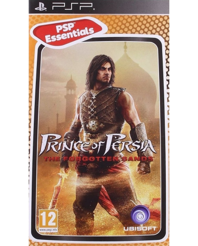 PRINCE OF PERSIA THE FORGOTTEN SANDS ESSENTIALS - PSP GAME