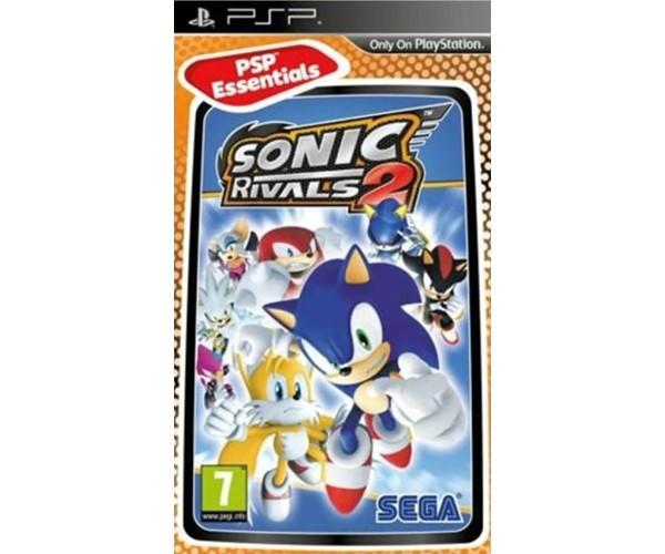 SONIC RIVALS 2 ESSENTIALS - PSP GAME
