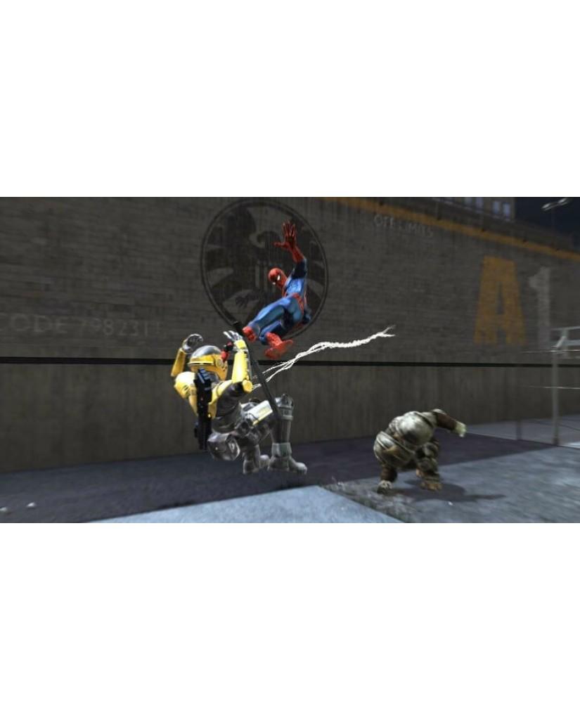 SPIDER-MAN WEB OF SHADOWS AMAZING ALLIES EDITION ESSENTIALS ΜΕΤΑΧ. - PSP GAME