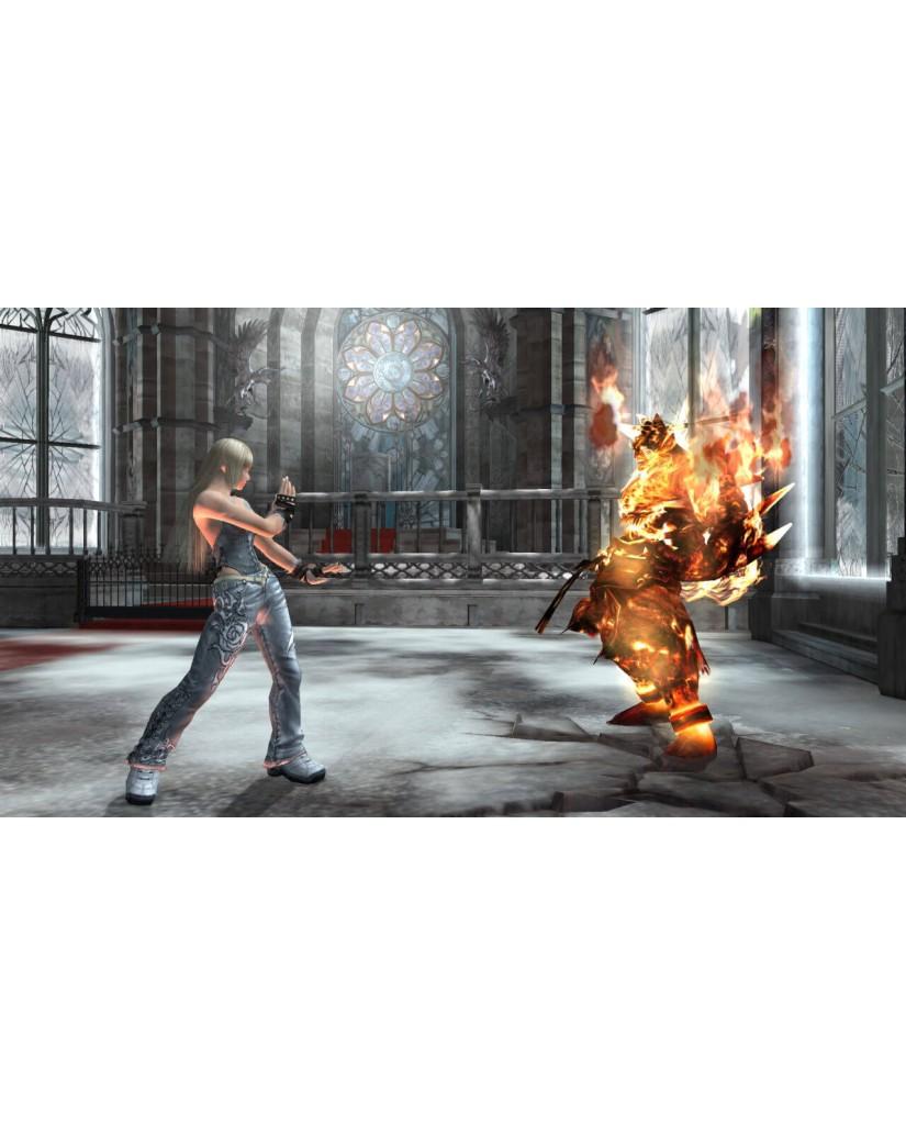 TEKKEN DARK RESURRECTION ESSENTIALS – PSP GAME
