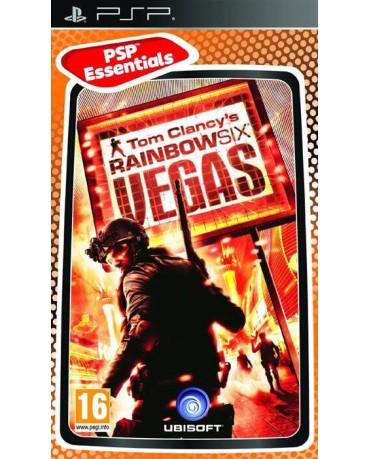 TOM CLANCY'S RAINBOW SIX: VEGAS ESSENTIALS - PSP GAME