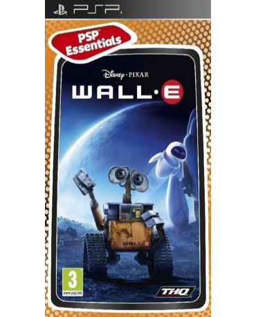 WALL-E ESSENTIALS - PSP GAME
