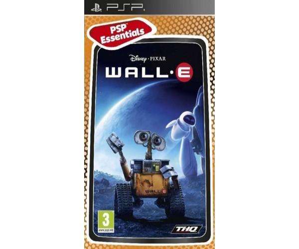 WALL-E ESSENTIALS - PSP GAME