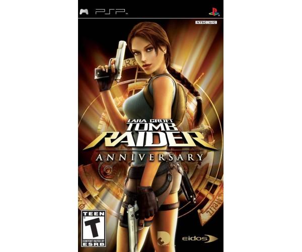 TOMB RAIDER ANNIVERSARY METAX. - PSP GAME