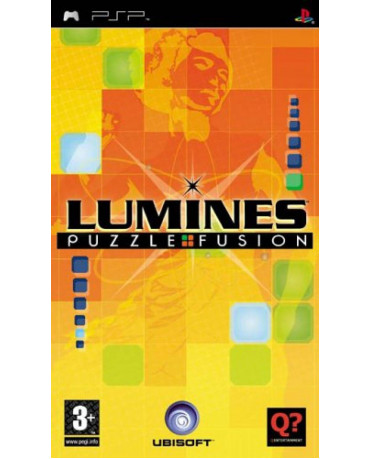 LUMINES PUZZLE FUSION ΜΕΤΑΧ. - PSP GAME