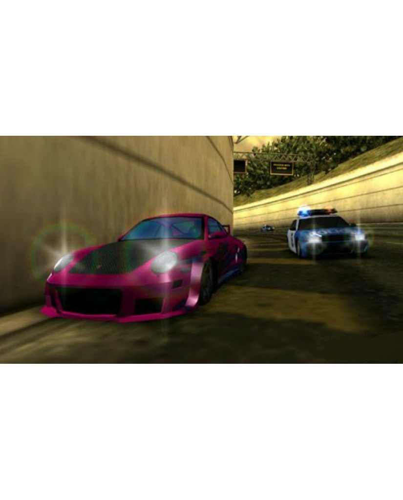NEED FOR SPEED MOST WANTED 5.1.0 ESSENTIALS ΜΕΤΑΧ. - PSP GAME