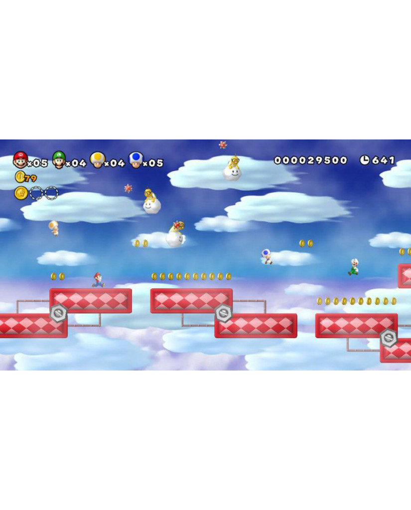 NEW SUPER MARIO BROS. SELECTS - WII GAME