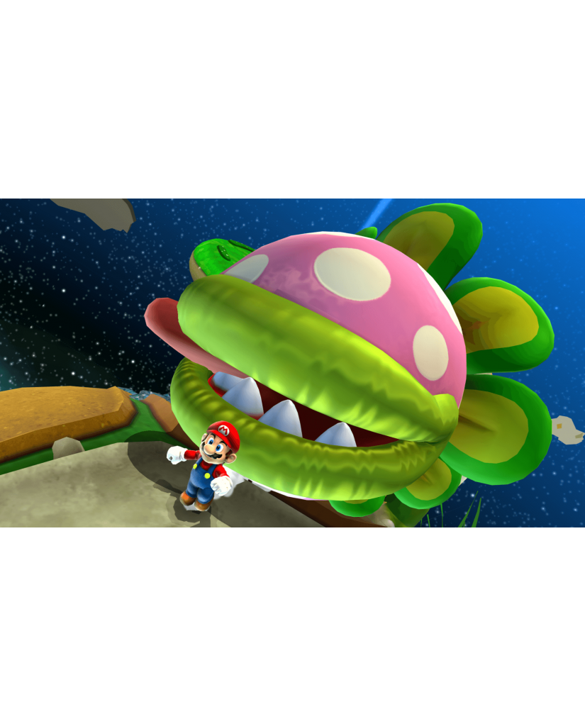 SUPER MARIO GALAXY 2 SELECTS - WII GAME