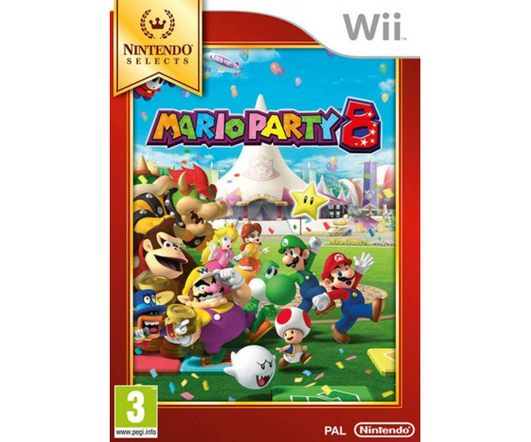 MARIO PARTY 8 SELECTS - WII GAME