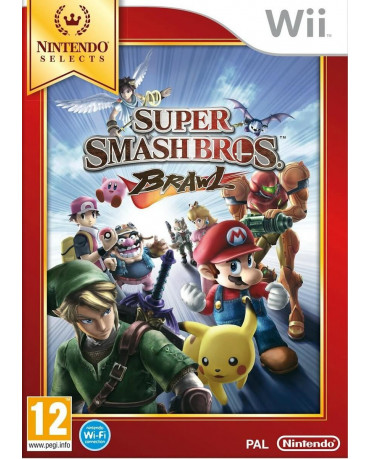 SUPER SMASH BROS. BRAWL SELECTS - WII GAME