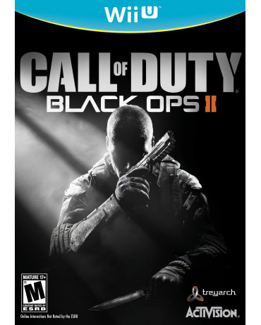 CALL OF DUTY BLACK OPS II - WII U GAME