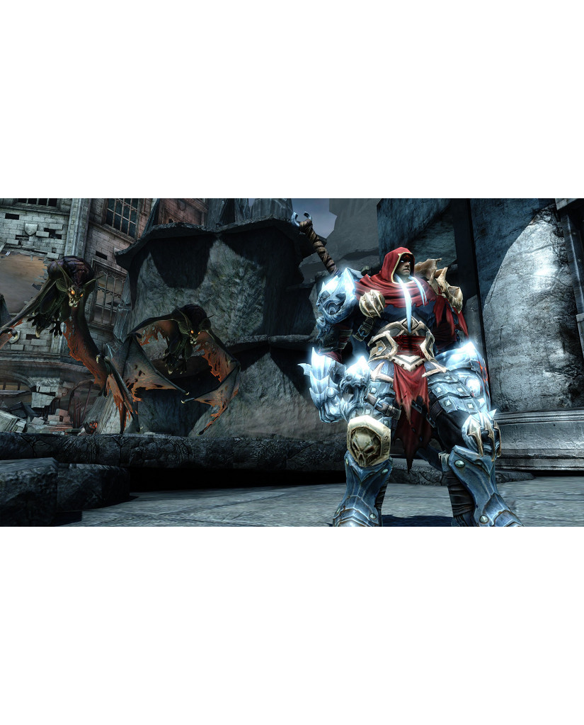 DARKSIDERS WARMASTERED EDITION - WII U GAME