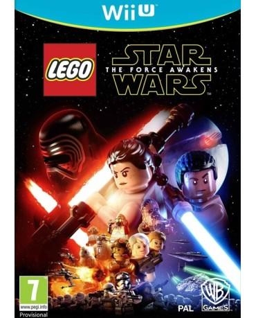 LEGO STAR WARS: THE FORCE AWAKENS - WII U GAME