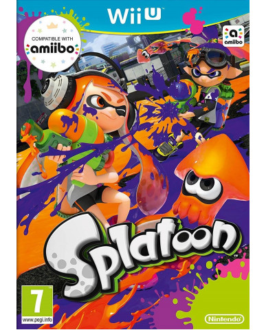 SPLATOON - WII U GAME