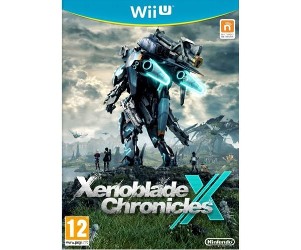 XENOBLADE CHRONICLES X - WII U GAME
