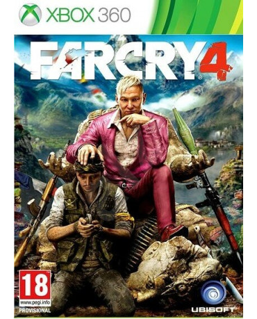 FAR CRY 4 - XBOX 360 GAME