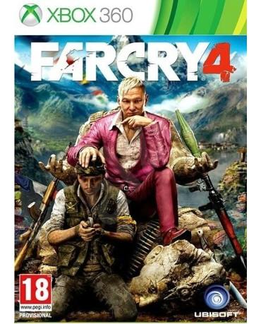 FAR CRY 4 - XBOX 360 GAME