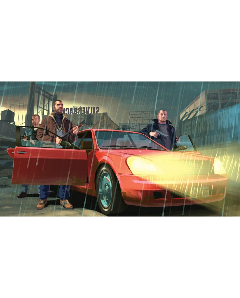 GRAND THEFT AUTO IV ΜΕΤΑΧ. - XBOX 360 GAME